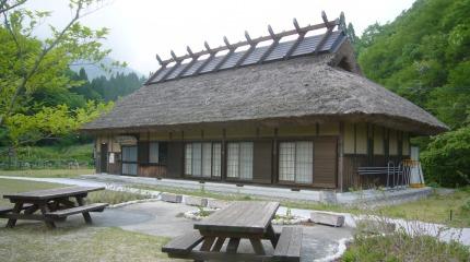 毛無山山の家
